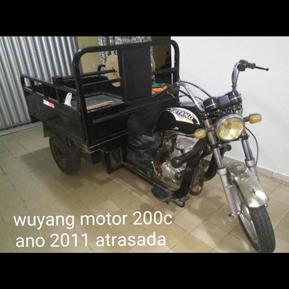 Wuyang Triciclo