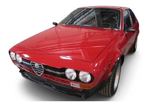Alfa Romeo Gtv 2.0 Europeo (1977) - Macome Classic