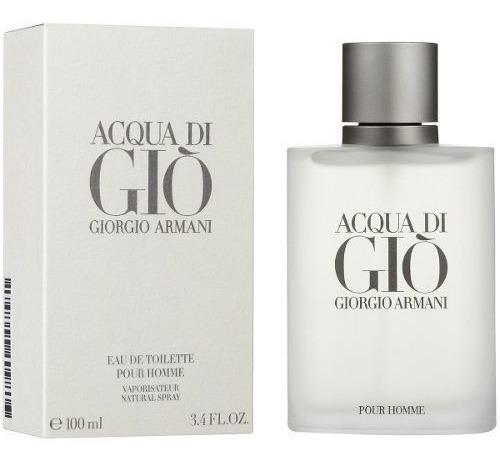 Perfume Acqua Di Giò Pour Homme 100 Ml - Masculino Original