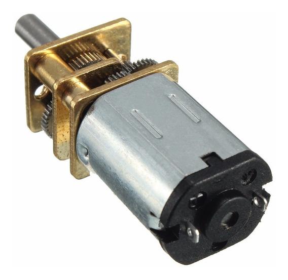 Mini Motor Redutor 6 Volts X 30 Rpm