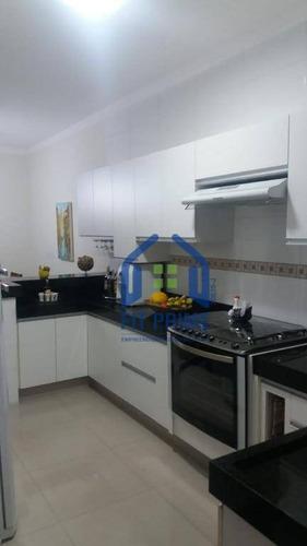 Casa Com 3 Dormitórios À Venda, 157 M² Por R$ 420.000,00 - Parque Residencial Lauriano Tebar Ii - São José Do Rio Preto/sp - Ca1819
