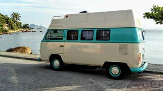 Kombi Motorhome - Documentada Motorcasa - Teto Alto
