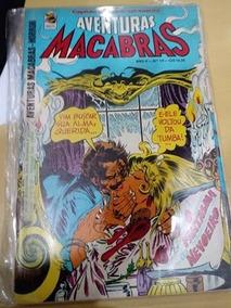 Aventuras Macabras Horror Nº 14 Bloch Editora Marvel Comics