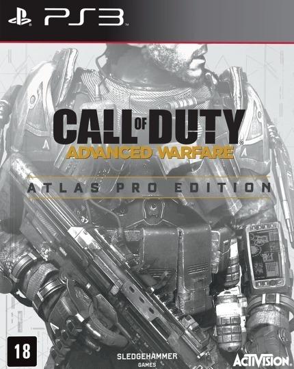Call Of Duty Advanced Warfare Atlas Pro Edition Ps3 Raro