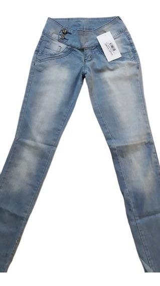 Queima De Estoque Calça Jeans Feminina Tamanho 34 Ao 46