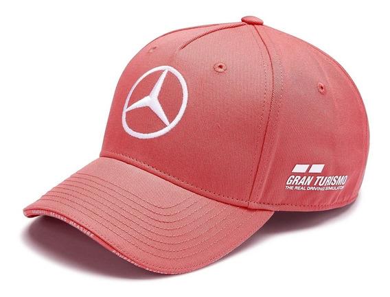 Gorra Mercedes Amg F1 Lewis Hamilton 2019 Gp Britanico