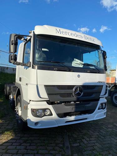 Imagem 1 de 6 de Mercedes-benz Atego 3030 8 X 2