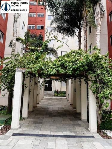 Imagem 1 de 15 de Lindo Apartamento Com 2 Dormitórios Na Vila Talarico - 1650