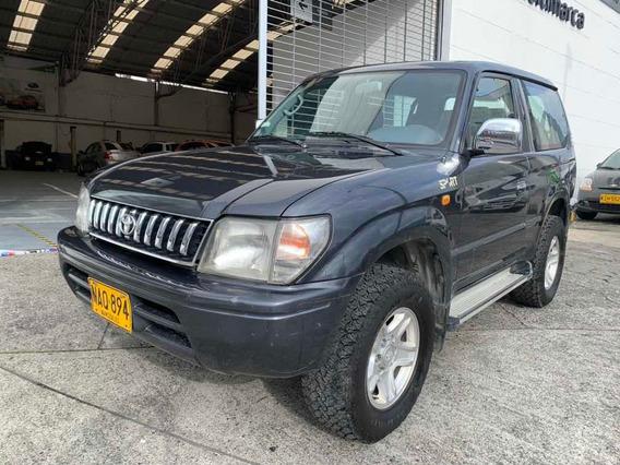 Toyota Prado 2.7 Mt Sumo Mod 2008