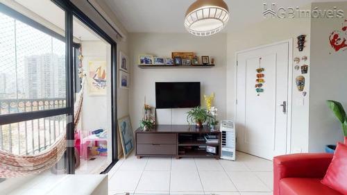 Imagem 1 de 15 de Apartamento - Campo Belo - Ref: 10336 - V-13007921