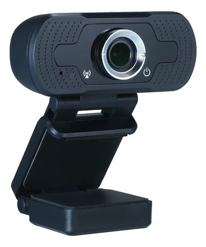 Usb Webcam 1080p Hd 3.6mm Lente Desktop Clip-on Pc Laptop