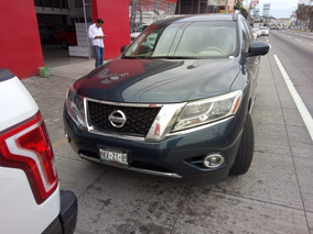 Nissan Pathfinder 3.5 Exclusive Mt 2015