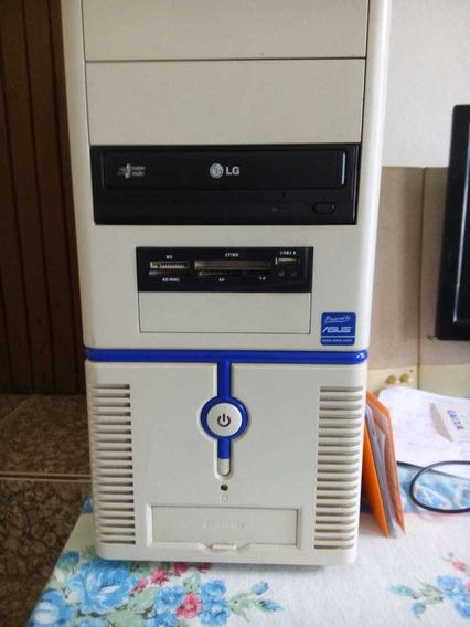 Computador So Torre Placa O.e.m. N15235. 3gb De Ram, Hd 500g