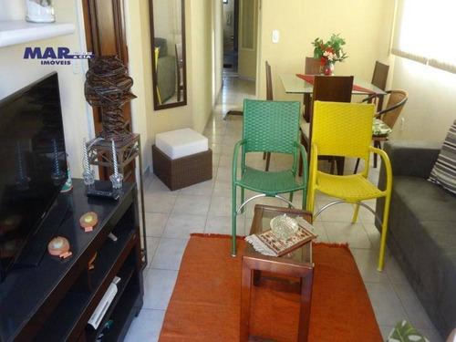Imagem 1 de 11 de Apartamento Residencial À Venda, Jardim Las Palmas, Guarujá - . - Ap9550