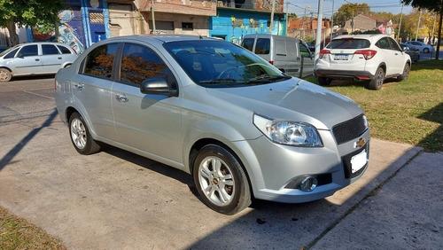 Chevrolet Aveo G3 Lt
