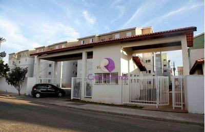Apartamento Residencial À Venda, Vila São Carlos, Itaquaquecetuba. - Ap0363