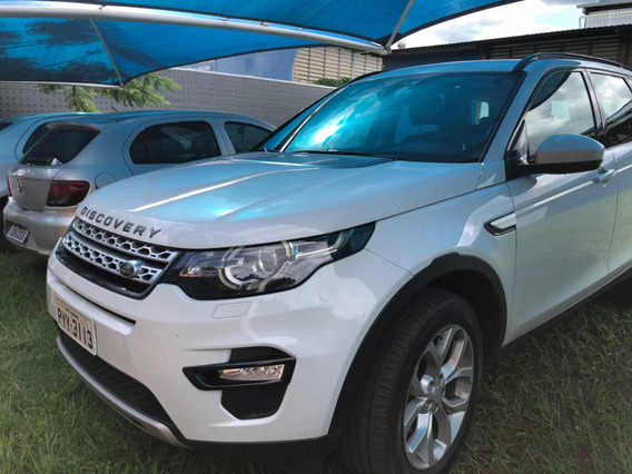 Land Rover Discovery Sport 2.0 Td4 Hse 5p (ru) 2016