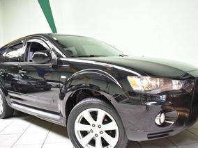 Outlander 2.4 4x4 16v Gasolina 4p Automático