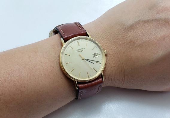 Relógio De Pulso Unissex Longines Swiss Made