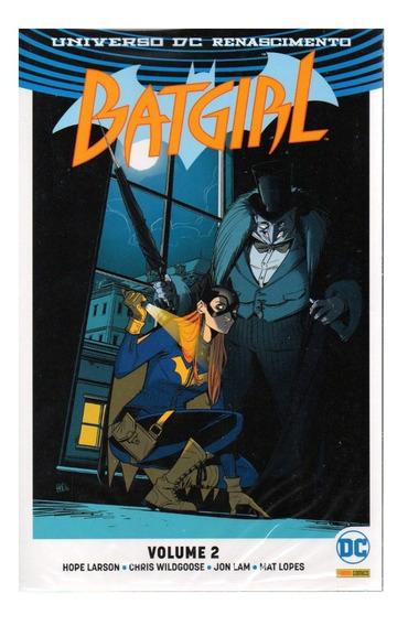 Batgirl 02 Renascimento - Panini 2 - Bonellihq Cx118 I19