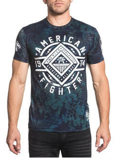 Remera American Fighter By Affliction Birchwood