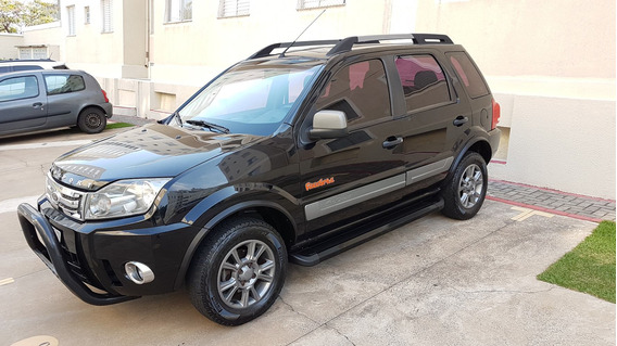 Ford Ecosport Freestyle 1.6 Flex 2012 Preto