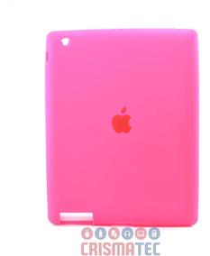 Capa Case Silicone iPad 2 3 4 Capinha Proteção Total