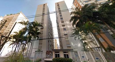 Apartamento Residencial À Venda, Para Reforma Geral, Andar Alto, Rua Manuel Da Nóbrega, Paraíso, São Paulo - Ap15441. - Ap15441