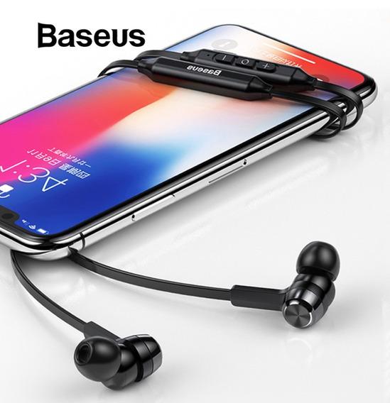 Fone De Ouvido Bluetooth Baseus S06 - Preto (oportunidade)