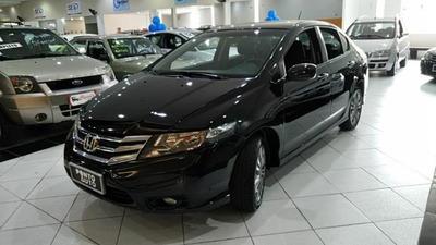 Honda City Lx 1.5 Automatico 2014