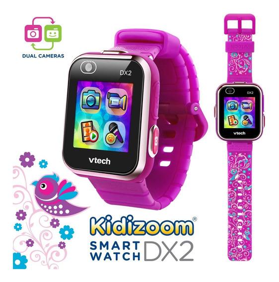 Vtech Reloj Inteligente Kidizoom Smartwatch Dx2 Edición Espe