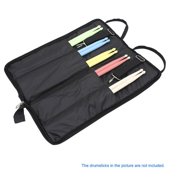Lade Thicken Acolchoado Drum Stick Bag Case
