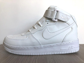 Tenis Unisex Air Force One High Af1 (dos Colores)