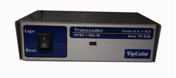 Conversor De Sinal Transcoder Tc-s3a