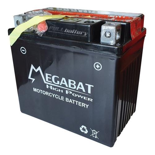Imagen 1 de 1 de Batería De Moto Ytx9bs Para Motos, Cuatriciclos Y Más