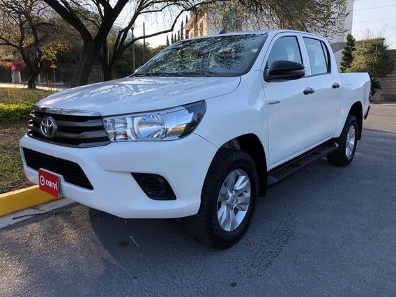 Toyota Hilux Doble Cabina 2018