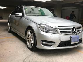 Mercedes-benz Clase C 1.8 250 Cgi Sport At