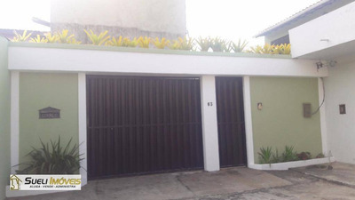 Casa Residencial Para Venda E Locação, Parque Aeroporto, Macaé. - Ca0165