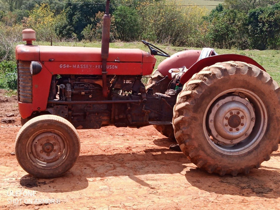 Massey Ferguson 65x