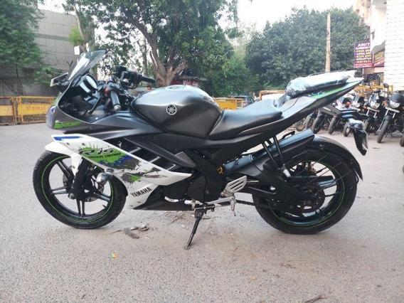 Yamaha R15, 2019