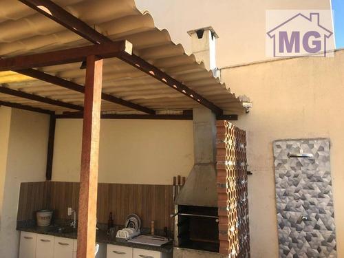 Imagem 1 de 24 de Cobertura Com 3 Dormitórios À Venda, 96 M² Por R$ 380.000,00 - Glória - Macaé/rj - Co0044