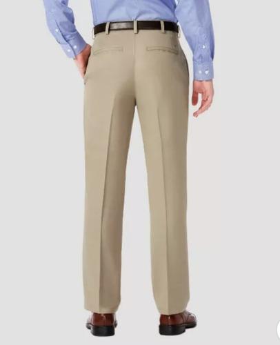 Pantalon Hombre Casual Haggar H26 Talla 44 X 30 Classic Fit Mercado Libre