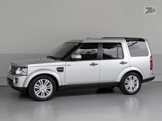 Land Rover Discovery 4 Se 3.0 V6 Bi-turbo Diesel 4p Automat