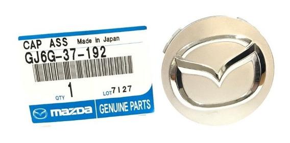 Taza Emblema De Rueda Mazda 3 Mazda 6