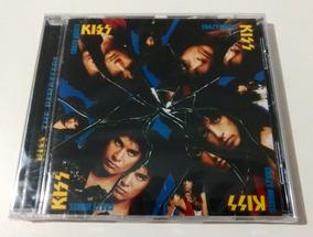 Cd Kiss Crazy Nights Remaster Alive Revenge Dressed To Kill