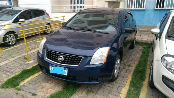 Nissan Sentra 2.0 S 4p 2007