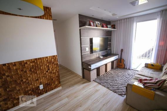 Apartamento No 4º Andar Com 2 Dormitórios E 1 Garagem - Id: 892969006 - 269006