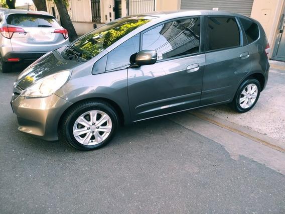 Honda Fit 1.4 Lx-l At 100cv 2014
