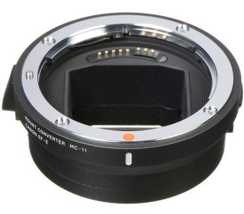 Sigma Converter Mc-11 Canon-ef/e-mount.