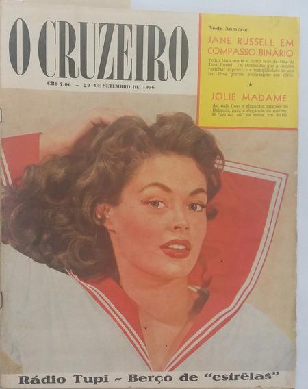 Revista O Cruzeiro 1956 Festa 21 Anos Radio Tupi Mãe D Todas